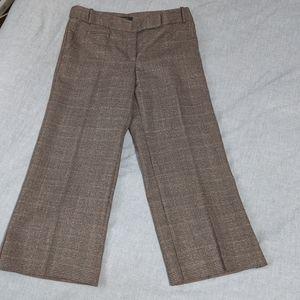 BCBGMAX Cropped Pant
